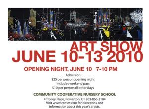 48 Annual Art Show, CCNS-Denitza, New York