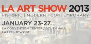 LA art show-denitza 2012